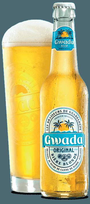 Gwada Beer Original